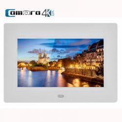 Khung ảnh số Digital Frame MiFrame Led HD 7 Inch Màu Trắng