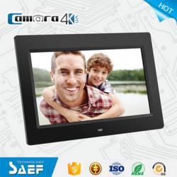 Khung ảnh số Digital Frame Hismart 10.1 inch HD Màu Đen