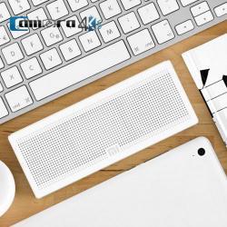 Loa Mi Bluetooth 2015 vỏ nhôm màu trắng