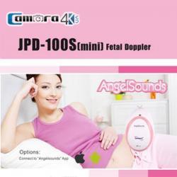 Máy Nghe Tim Thai Tại Nhà Chính Hãng Fetal Doppler JPD100S Mini
