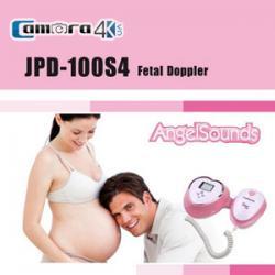 Máy Nghe Tim Thai Tại Nhà Chính Hãng Fetal Doppler JPD100S4