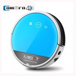 MIBOT M6 UV Robot Hút Bụi Lau Nhà Thông Minh Hỗ Trợ Tia UV Diệt Khuẩn, Điều Khiển Qua App, Phiên Bản Nâng Cấp 2018