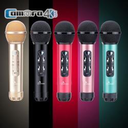 Mic Karaoke Kèm Loa Di Động Kết Nối Bluetooth Chính Hãng Micgeek M7