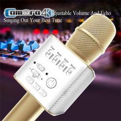 Mic Karaoke Kèm Loa Di Động Kết Nối Bluetooth Chính Hãng Micgeek Q9