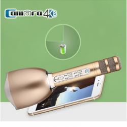 Mic Karaoke Kèm Loa Di Động Kết Nối Bluetooth Chính Hãng Tuxun Tosing Plus