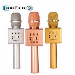 Mic Karaoke Kèm Loa Di Động Kết Nối Bluetooth Chính Hãng USA Micgeek i6