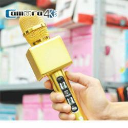 Mic Karaoke Kèm Loa Di Động Kết Nối Bluetooth Chính Hãng X6