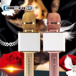 Mic Karaoke Kèm Loa Di Động Kết Nối Bluetooth Chính Hãng YS 10