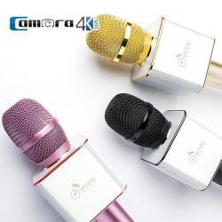 Mic Karaoke Kèm Loa Di Động Kết Nối Bluetooth Q9 Fake