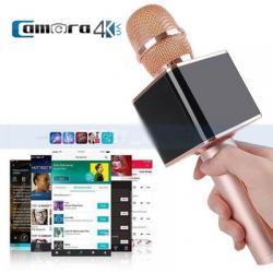 Mic Karaoke Kèm Loa Kết Nối Bluetooth Chính Hãng YS 11