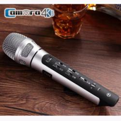 Mic Karaoke Oto Tuxun K9 FM Transmitter 3 Tần Số Kết Nối Bluetooth Cực Hay