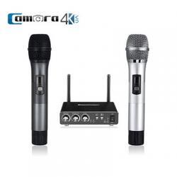 Micro Excelvan K28 Micro Bluetooth Hát Karaoke Không Dây Kết Nối Loa Di Động, Loa Oto