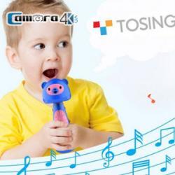 Micro Karaoke Kèm Loa Cho Trẻ Em Tosing 11