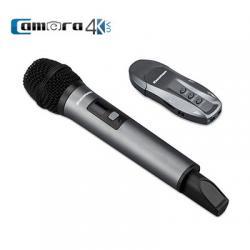 Excelvan K18V Micro Bluetooth Hát Karaoke Không Dây Kết Nối Loa Di Động, Loa Oto