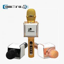 Micro Kèm Loa Promic Q11 Plus Hát Karaoke Âm Thanh Cực Hay, Bass Ấm