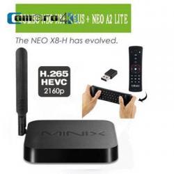 Minix Neo X8H Plus tặng Neo A2 Lite