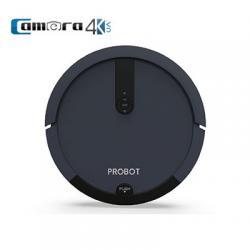 Probot A6S Pro Premier Model 2019 Robot Hút Bụi Lau Nhà Thông Minh Thế Hệ Mới Nhiều Nâng Cấp