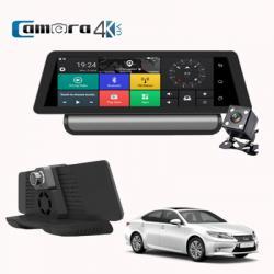 Procam T98 Pro 10 Inch, Camera Hành Trình Tốt Nhất Hiện Nay, ADAS, Phát Wifi 4G. Định Vị, Dẫn Đường GPS, Xem Online Từ Xa