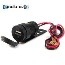 Procar X2 Bộ Đổi Điện Từ Xe Máy Sang USB 5V 2.1A