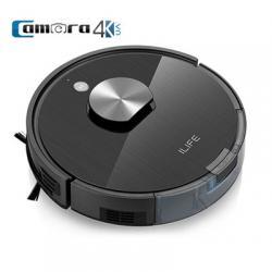 Robot Hút Bụi Lau Nhà Điều Hướng Bằng Laser Thông Minh ILIFE X900