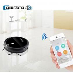 Robot Hút Bụi Lau Nhà Thông Minh Tích Hợp Wifi Camera HD Probot Nelson A3S