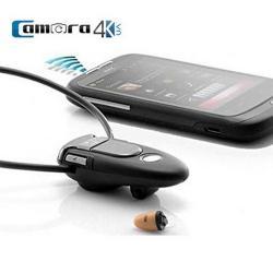 Tai Nghe Siêu Nhỏ Bluetooth Không Dây Motorola Nokia Ngụy Trang Vòng Cổ