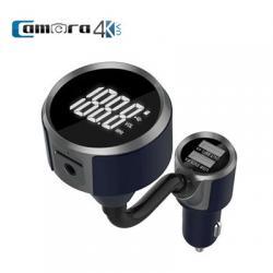 Thiết Bị Nghe Nhạc Bluetooth Cho Xe Hơi Procam BC18 Sử Dụng Sóng FM