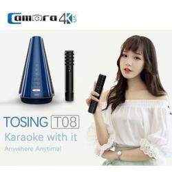 Tosing T08, Combo Loa Bluetooth Kèm Micro Karaoke Cực Hay