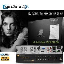 Trọn Bộ 4 Kênh 5A Smart AHD-HDS Pro