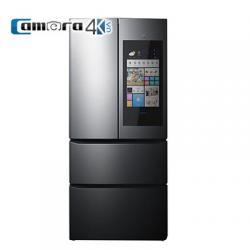 Tủ Lạnh Thông Minh Tích Hợp Màn Hình TV 21 Inch Viomi Chính Hãng