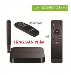 Tv Box Minix Neo X8-H