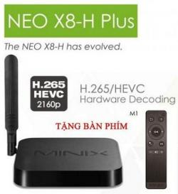 Tv Box Minix Neo X8-H Plus