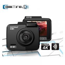 Vietmap C61 – Camera Hành Trình Wifi Giá Rẽ Chất Lượng Ghi Hình 4K Cả Ngày Và Đêm