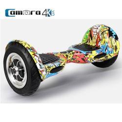 Xe Tự Cân Bằng Thông Minh Smart Balance Wheel Hismart SW10 Graphiti 10 inch