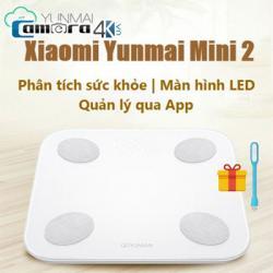 Yunmai Mini 2, Cân Điện Tử Xiaomi Thông Minh