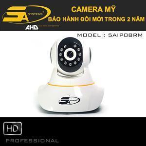 Camera IP 5A 08RM, hàng Mỹ , Cắm là chạy