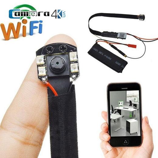 Camera IP siêu nhỏ Hismart N9 ngụy trang, Wifi, Hồng ngoại