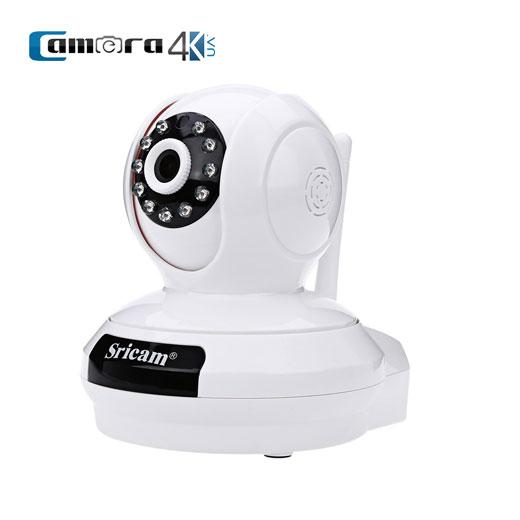 Camera IP Sricam SP019 Quan Sát Không Dây Hồng Ngoại Xoay 360 Wifi