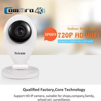 Camera IP thông minh Wifi Sricam SP009 Onvif 720P