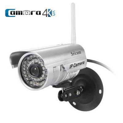 Camera IP thông minh Wifi Sricam SP013