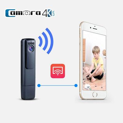 Camera Ngụy Trang Quay Lén Không Dây Siêu Nhỏ IP Wifi Hismart Pen Pro 007