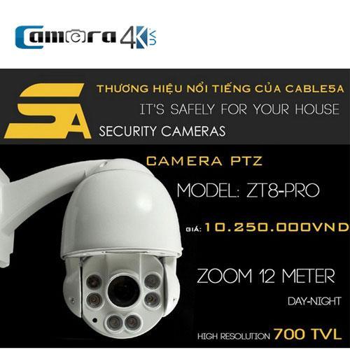 Camera PTZ5A-ZT8-Pro