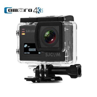 Camera Thể Thao SJCam SJ6 Legend Wifi Action Camera 4K Màu Đen
