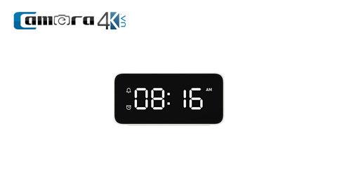 Đồng Hồ Báo Thức Thông Minh Xiaomi Alarm Clock AI01ZM Chính Hãng Gía Rẻ
