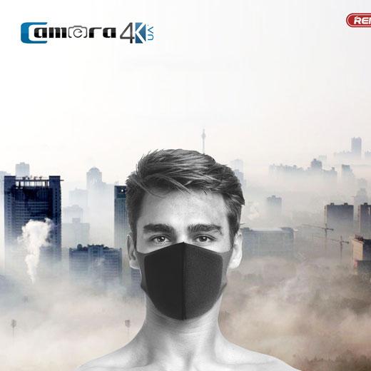 Khẩu Trang Kháng Khuẩn Remax PITTA Mask