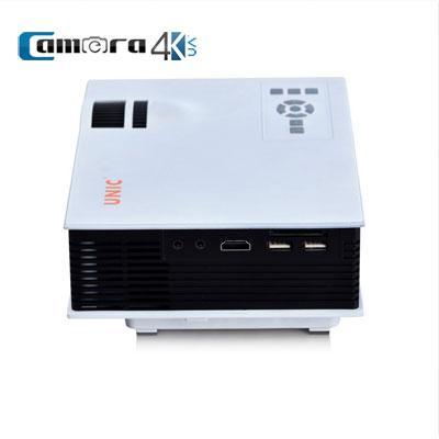 Máy chiếu mini UNIC UC40, chuẩn HD, 1000 lumens