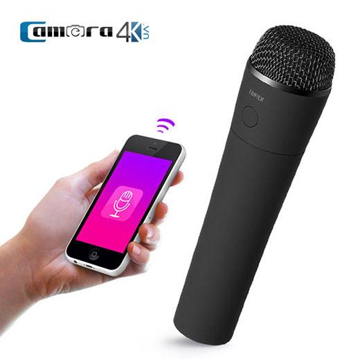 Micro Karaoke Không Dây Bluetooth Edifier MU800 Cho Điện Thoại, Máy Tính Bảng