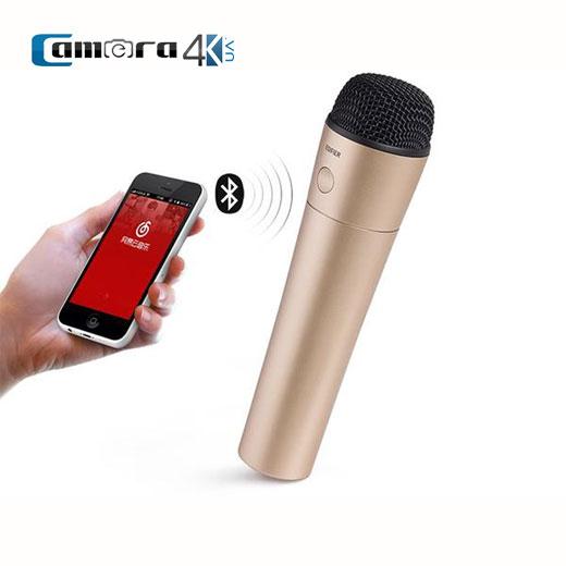 Micro Không Dây Edifier MF500 Car Hát Karaoke Trên Xe Hơi