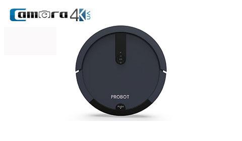 Probot A6S Pro Standard Model 2019 Robot Hút Bụi Lau Nhà Thông Minh Thế Hệ Mới Nhiều Nâng Cấp