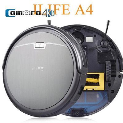 Robot Hút Bụi Quét Nhà Thông Minh iLife Beetles A4
